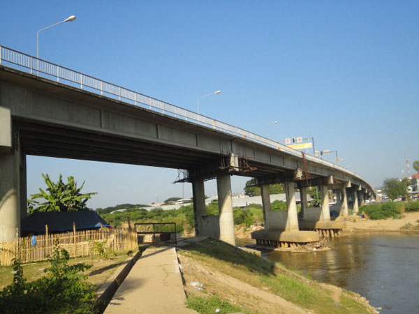 MYAWADY MAESOD BRIDGE