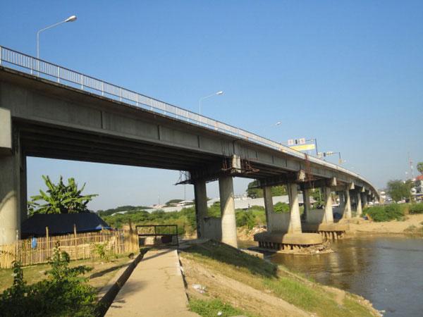 MYAWADY MAESOD BRIDGE