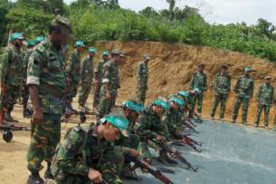 ROHINGYA,BENGALI TERROR TRAINING