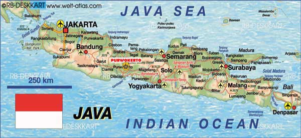 Java-Island-Indonesia
