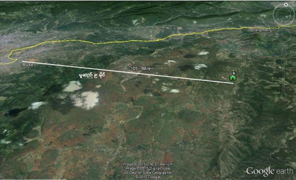 kachin female teachers killing ground