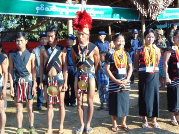 NAGA LAND -MYANMAR BURMA