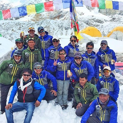 #JaggedGlobe #Everest2015
